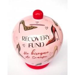 Virca Salvadanaio in Terra Cotta Recovery Fund