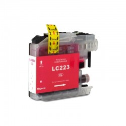 CARTUCCIA COMPATIBILE BROTHER LC-223 M XL