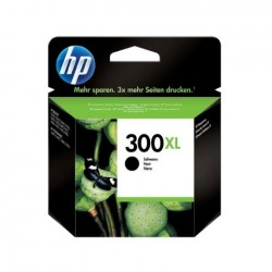 CARTUCCIA HP 300 BK NERO XL CC641EE ORIGINALE