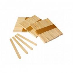 50 Stecche di Legno per Didattica Deco