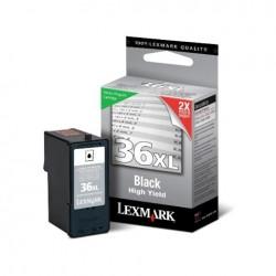 CARTUCCIA LEXMARK N. 36 XL ORIGINALE