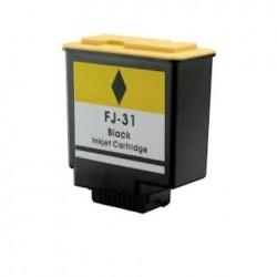 CARTUCCIA RIGENERATA OLIVETTI FJ31 NERO INK-JET B0336