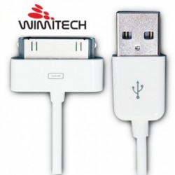 CAVO WIMITECH USB 30PIN 1 MT PER IPHONE 4/IPAD/IPOD