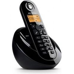 Cordless Motorola C601 Dect Gap Colore Nero