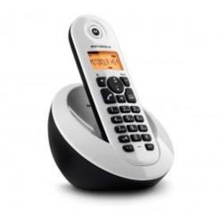 Cordless Motorola C601 Dect Gap Colore Nero-Bianco