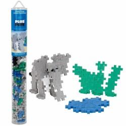 Costruzioni Plus-Plus Elefante 100 pezzi Made in Germany