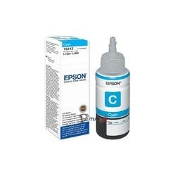 EPSON ECOTANK L300 FLACONE CIANO 70ML T6642