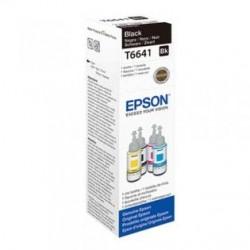 EPSON ECOTANK L300 FLACONE NERO 70ML T6641