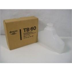 KYOCERA TB-60 VASCHETTA DI RECUPERO TONER PER K180 SCP125 5KKPTB++01