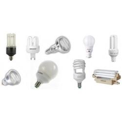 LAMPADINA BASSO CONSUMO ENERGETICO FORZE 11 WATT 6400K LUCE FREDDA E27