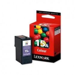 CARTUCCIA ORIGINALE LEXMARK 15A COLORE 18C2110E