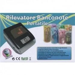 RILEVATORE BANCONOTE PORTATILE RP330