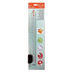 TAGLIERINA PEACH RULER TRIMMER A4 PC100-04