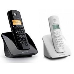 Telefono Cordless Motorola DECT C401E
