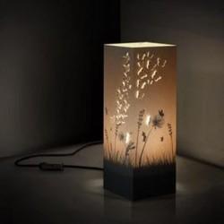 W-LAMP LAMPADA IN CARTONCINO-TAGLIO LASER BUTTERFLY H32