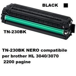 BROTHER HL 3040 TN230BK RIGENERATO