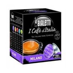 CAFFE' BIALETTI MOKESPRESSO MILANO 16 CAPSULE