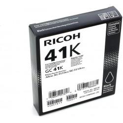 Cartuccia Ricoh GC-41K Nero Originale