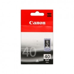 CARTUCCIA ORIGINALE CANON PG-40 NERO